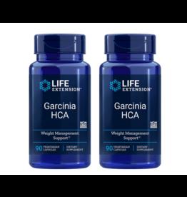 Life Extension Garcinia HCA, 90 Vegetarian Capsules, 2-pack