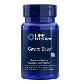 Life Extension Gastro-Ease, 60 Vegetarian Capsules