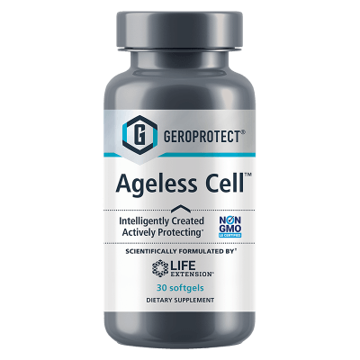 Life Extension Geroprotect Ageless Cell