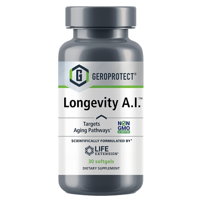 Life Extension Geroprotect Longevity A.I.