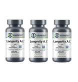 Life Extension Geroprotect Longevity A.I. 3-pack