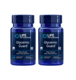 Life Extension Glycemic Guard, 30 Vegetarian Capsules, 2-pack