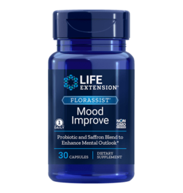 Life Extension FLORASSIST® Mood Improve, 30 Capsules