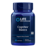 Life Extension Cognitex Basics, 30 Softgels