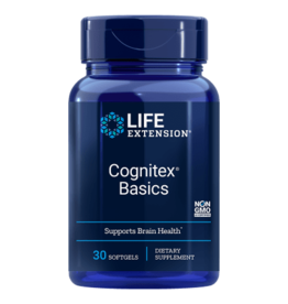 Life Extension Cognitex Basics, 30 Softgels