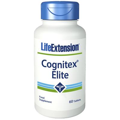 Life Extension Cognitex Elite, 60 Tablets