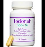 Optimox Iodoral, 50 Mg, 30 Tablets, 2-pack