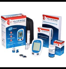 Life Extension Go-Keto Kickstart Set Basic Incl. 25 Ketone Strips, 1 Meter, 1 Lancing Device, 100 Lancets