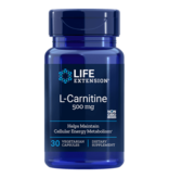 Life Extension L-Carnitine, 30 Vegetarian Capsules