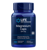 Life Extension Magnesium Caps, 500 mg, 100 Vegetarian Capsules