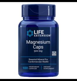Life Extension Magnesium Caps, 2-pack