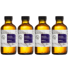Quicksilver Scientific Liposomal Vitamin C, 120ml, 4-pack