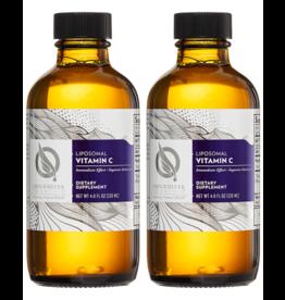 Quicksilver Scientific Liposomal Vitamin C, 120ml, 2-pack