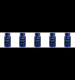 Life Extension L-glutamine Powder, 100 Grams, 5-packs