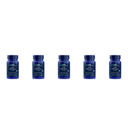 Life Extension Liver Efficiency Formula, 30 Vegetarian Capsules, 5-pack