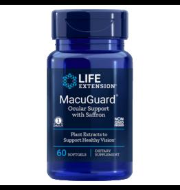 Life Extension MacuGuard Ocular Support, 60 Softgels