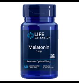 Life Extension Melatonin, 3 Mg 60 Capsules