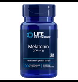 Life Extension Melatonin, 300 Mcg 100 Vegetarian Capsules