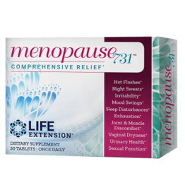 Life Extension Menopause 731™, 30 Tablets