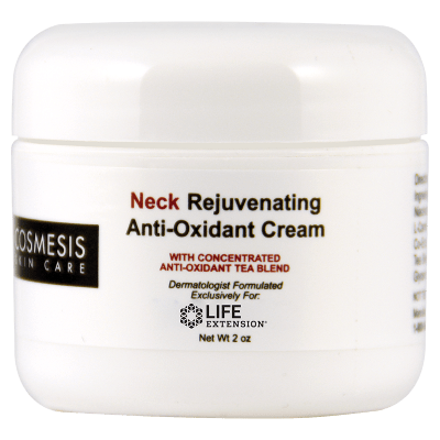 Life Extension Neck Rejuvenating Anti-Oxidant Cream