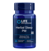 Life Extension Herbal Sleep PМ, 30 Vegetarian Capsules