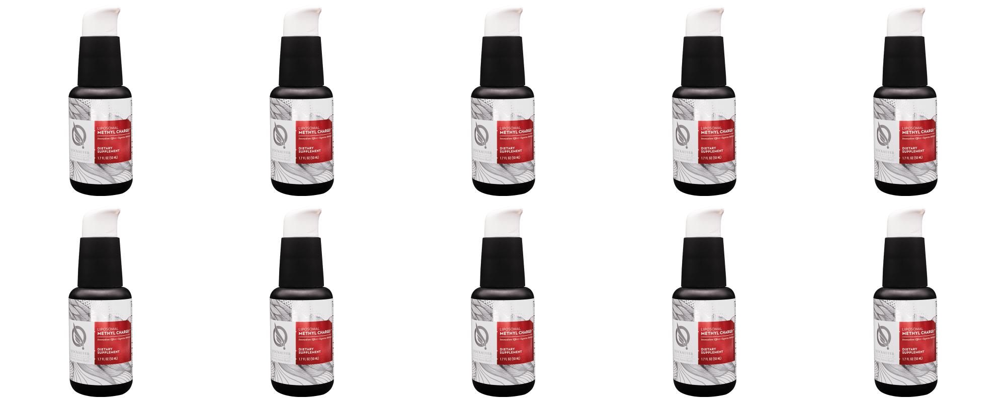 Quicksilver Scientific Methyl Charge+™, 50 ml, 10-pack