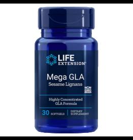 Life Extension Omega Foundations® Mega GLA with Sesame Lignans, 30 Capsules