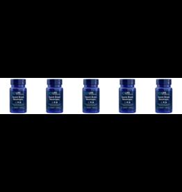 Life Extension Quick Brain Nootropic, 30 Vegetarian Capsules, 5-packs