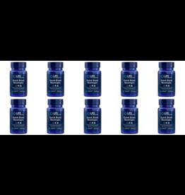 Life Extension Quick Brain Nootropic, 30 Vegetarian Capsules, 10-packs
