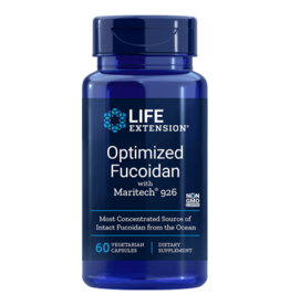 Life Extension Optimized Fucoidan with Maritech® 926, 60 Vegetarian Capsules