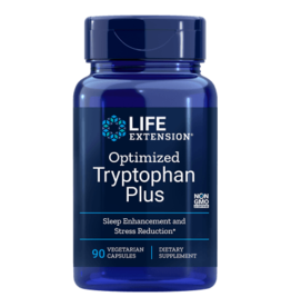 Life Extension Optimized Tryptophan Plus, 90 Vegetarian Capsules