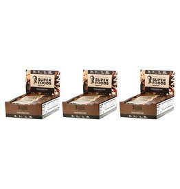 Dr. Murray's Superfoods Protein Bars, Vegan Protein Combo Pack, 12 Bars, 2.05 Oz (58 G) Each, 3-packs