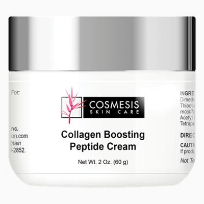 Cosmesis Collagen Boosting Peptide Cream, 60 g.