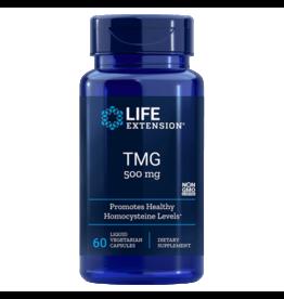 Life Extension TMG, 500 mg, 60 Liquid Vegetarian Capsules