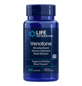 Life Extension Venotone (Standardized Horse Chestnut Seed Extract)