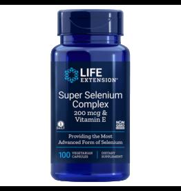Life Extension Super Selenium Complex, 100 Vegetarian Capsules