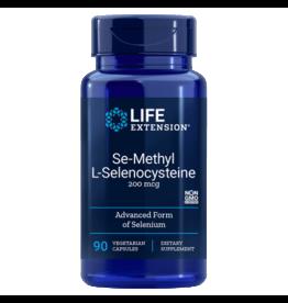 Life Extension Se-methyl L-selenocysteine, 200 Mcg 90 Vegetarian Capsules