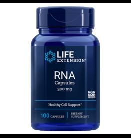 Life Extension RNA, 500 Mg, 100 Capsules