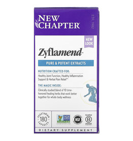 New Chapter Zyflamend, 180 Vegetarian Capsules