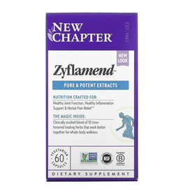 New Chapter Zyflamend, 60 Vegetarian Capsules