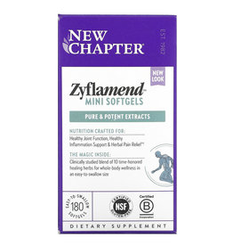 New Chapter Zyflamend, 180 Mini Softgels