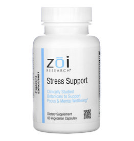 ZOI Research Stress Support, 60 Vegetarian Capsules