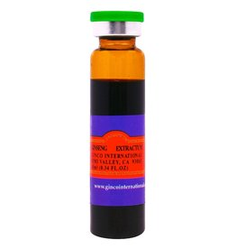 Imperial Elixir Chinese Red Panax Ginseng Extractum, 10 Bottles, 0.34 Fl Oz (10 ml) Each