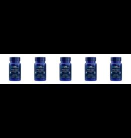 Life Extension PQQ Caps With PQQ, 20 mg, 30 Vegetarian Capsules, 5-pack