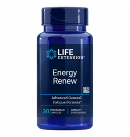 Life Extension Energy Renew,  200 mg, 30 Vegetarian Capsules