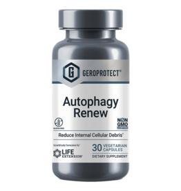 Life Extension Geroprotect® Autophagy Renew, 30 Vegetarian Capsules
