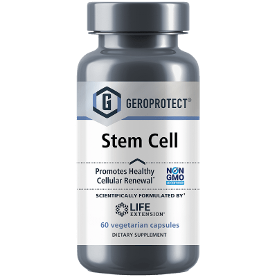 Life Extension Geroprotect® Stem Cell, 60 Vegetarian Capsules