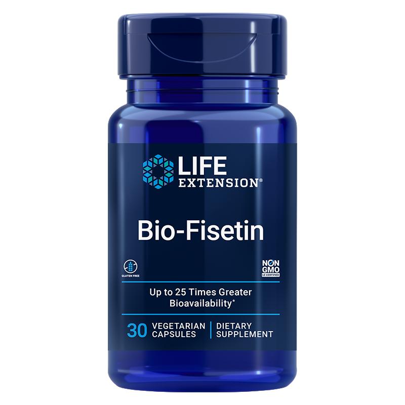 Life Extension Bio-Fisetin, 30 Vegetarian Capsules