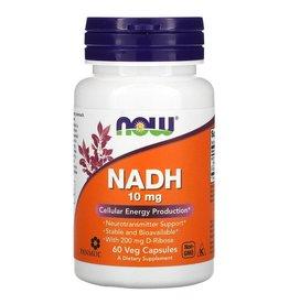 Now Foods NADH, 10 mg, 60 Veg Capsules