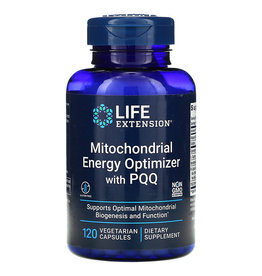 Life Extension Mitochondrial Energy Optimizer with PQQ, 120 capsules